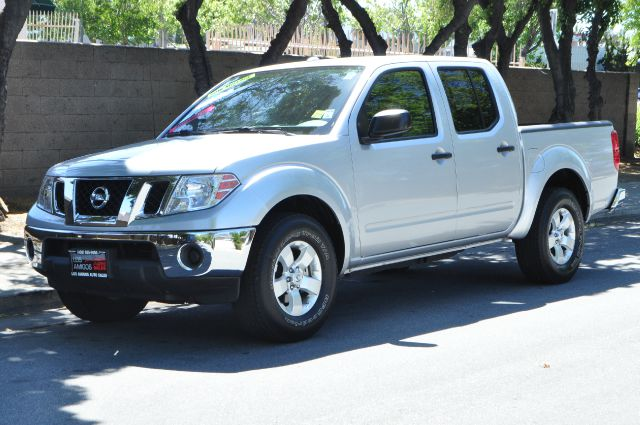 2011 NISSAN FRONTIER SV V6 4X2 4DR CREW CAB SWB PICKU unspecified we finance everybody having tr