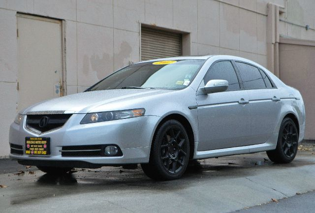 2007 ACURA TL TYPE-S silver we finance everybody  having trouble financing a car we gurantee 1