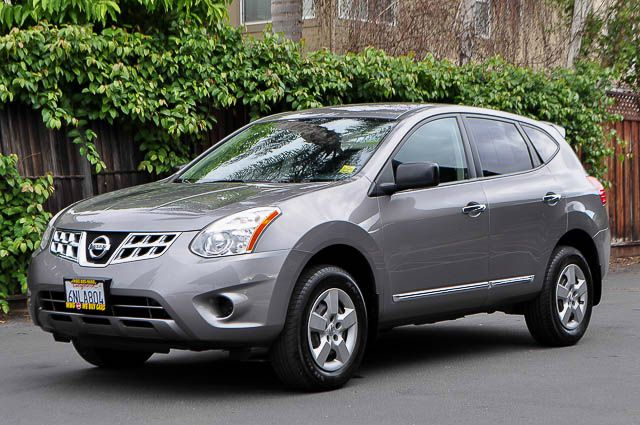 2011 NISSAN ROGUE S AWD 4DR CROSSOVER gray we finance everybody  having trouble financing a car