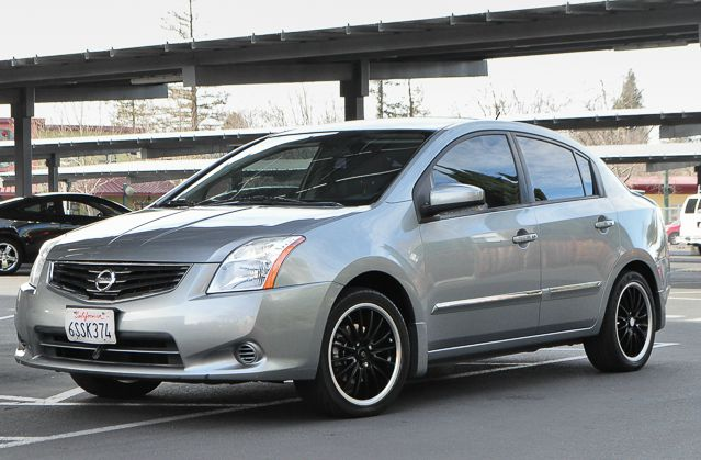 2011 NISSAN SENTRA 20 4DR SEDAN 6M gray we finance everybody  having trouble financing a car