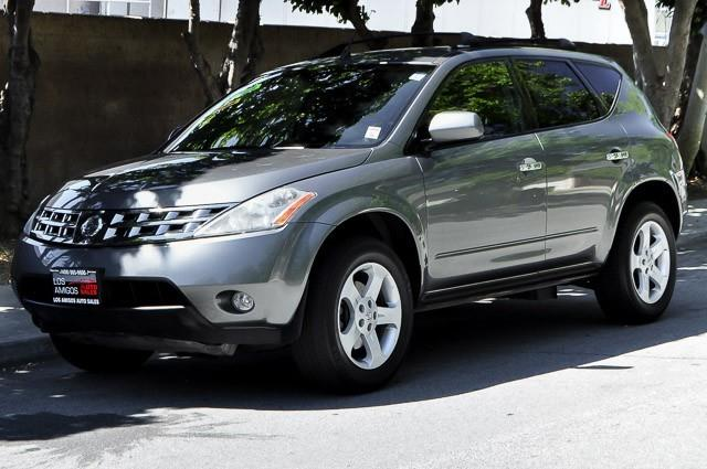 2005 NISSAN MURANO SL 4DR SUV grey we finance everybody having trouble financing a car we guar