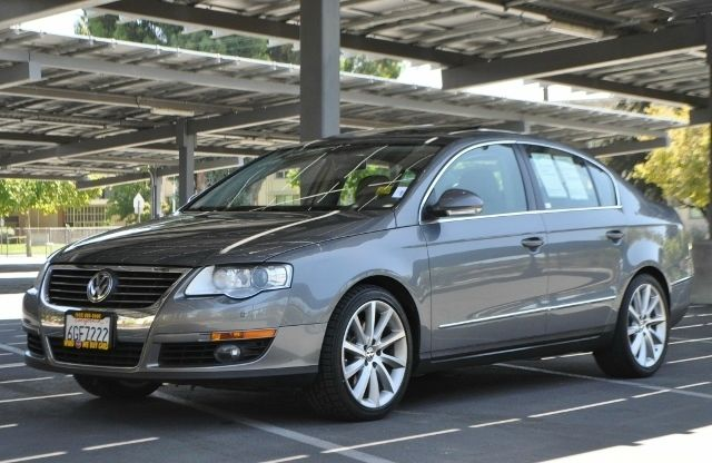 2007 VOLKSWAGEN PASSAT 36L 4DR SEDAN gray we finance everybody  having trouble financing a car