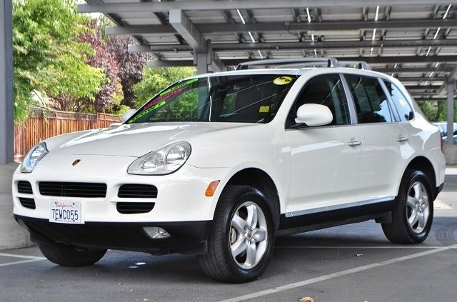 2004 PORSCHE CAYENNE S AWD 4DR SUV white we finance everybody  having trouble financing a car