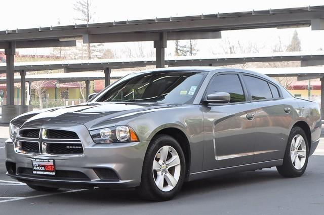 2012 DODGE CHARGER SE 4DR SEDAN gray we finance everybody having trouble financing a car we g