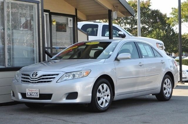 2010 TOYOTA CAMRY LE 4DR SEDAN 6A silver we finance everybody  having trouble financing a car
