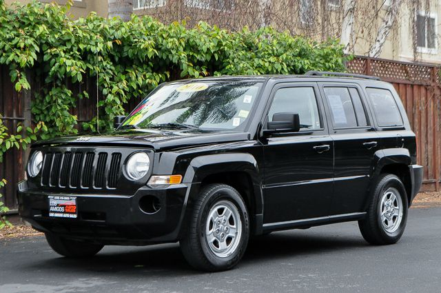 2010 JEEP PATRIOT SPORT 4X2 4DR SUV black we finance everybody  having trouble financing a car