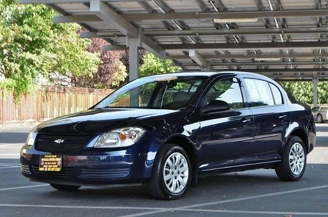 2010 CHEVROLET COBALT LS 4DR SEDAN blue we finance everybody  having trouble financing a car w