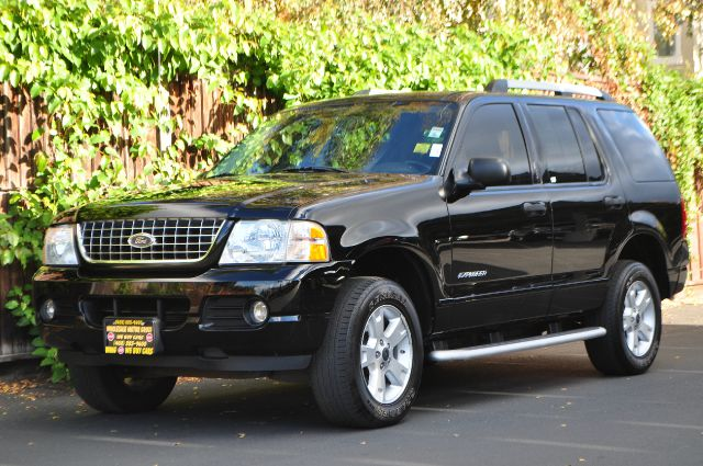 2005 FORD EXPLORER XLT 4WD 4DR SUV black we finance everybody  having trouble financing a car