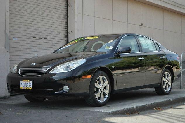2006 LEXUS ES 330 BASE 4DR SEDAN black we finance everybody  having trouble financing a car we