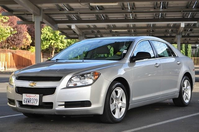 2012 CHEVROLET MALIBU LS FLEET 4DR SEDAN silver we finance everybody  having trouble financing a