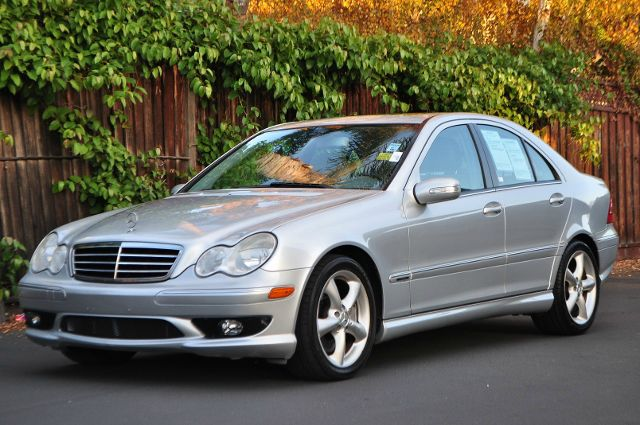 2006 MERCEDES-BENZ C-CLASS C230 SPORT 4DR SEDAN silver we finance everybody  having trouble fina