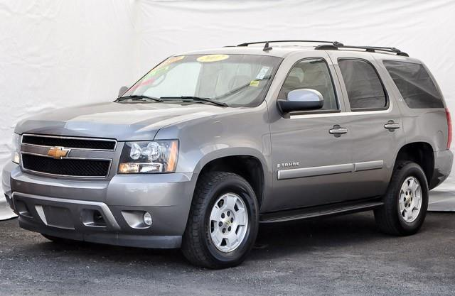 2007 CHEVROLET TAHOE LT 4DR SUV 4WD gray we finance everybody having trouble financing a car w