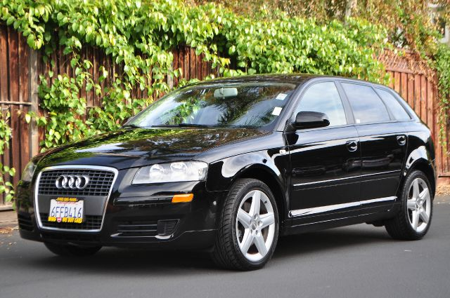 2008 AUDI A3 20T 4DR WAGON 2L I4 6M black we finance everybody  having trouble financing a ca