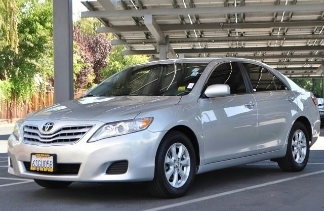 2011 TOYOTA CAMRY LE 4DR SEDAN 6A silver we finance everybody  having trouble financing a car