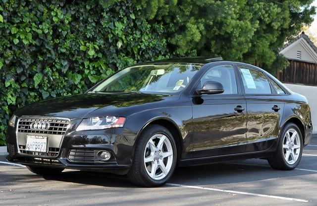 2009 AUDI A4 20T PREM black we finance everybody having trouble financing a car we guarantee