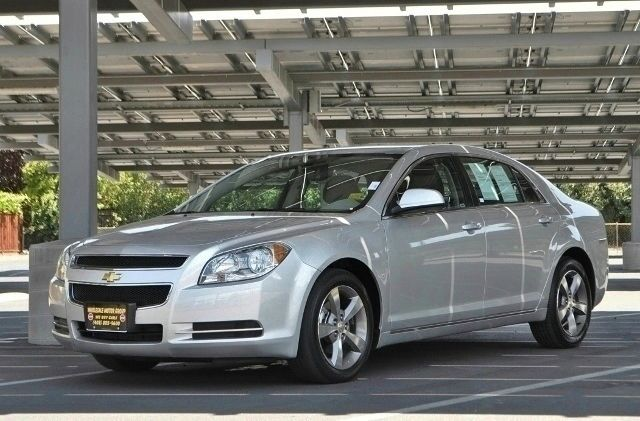2011 CHEVROLET MALIBU LT 4DR SEDAN W1LT silver we finance everybody  having trouble financing a