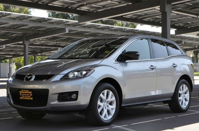 2007 MAZDA CX-7 GRAND TOURING 4DR SUV gray we finance everybody  having trouble financing a car
