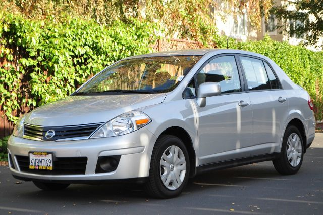 2011 NISSAN VERSA 18 S 4DR SEDAN 4A silver we finance everybody  having trouble financing a car