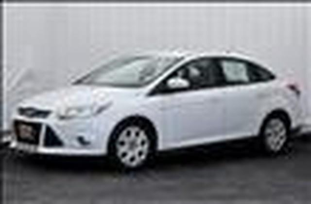 2012 FORD FOCUS SE 4DR SEDAN white we finance everybody having trouble financing a car we guar