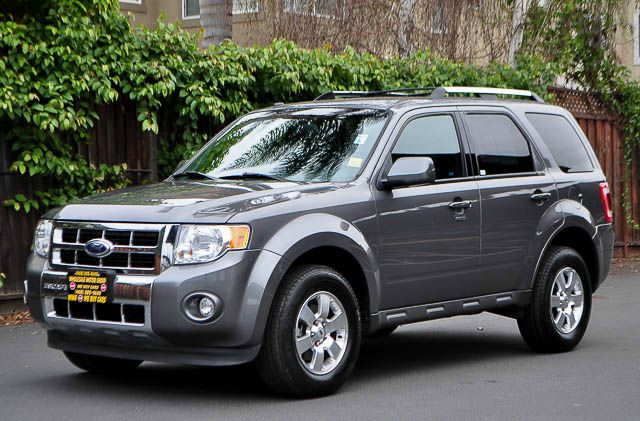 2012 FORD ESCAPE LIMITED 4DR SUV gray we finance everybody  having trouble financing a car we