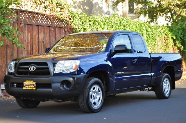 2006 TOYOTA TACOMA BASE 4DR ACCESS CAB SB 27L I4 blue we finance everybody  having trouble fin