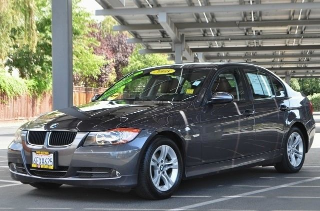 2008 BMW 3 SERIES 328I 4DR SEDAN gray we finance everybody  having trouble financing a car we