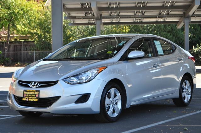 2013 HYUNDAI ELANTRA GLS 4DR SEDAN 6A WALLOY WHEELS silver we finance everybody  having trouble