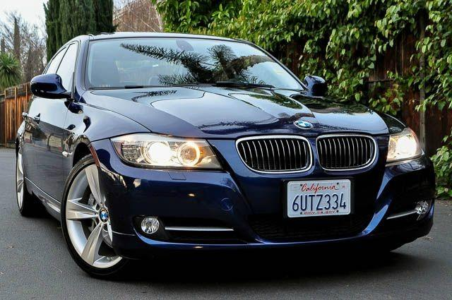 2011 BMW 3 SERIES 335I 4DR SEDAN SA blue we finance everybody  having trouble financing a car