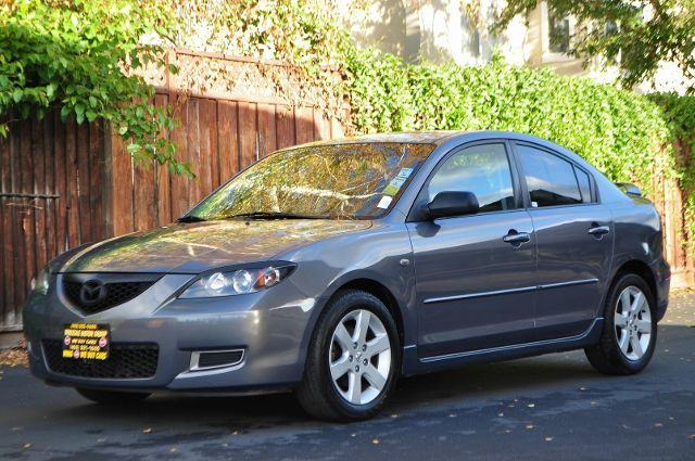 2008 MAZDA MAZDA3 I TOURING 4DR SEDAN 4A gray we finance everybody  having trouble financing a c