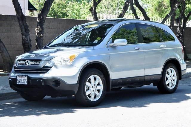2007 HONDA CR-V EX-L AWD 4DR SUV blue we finance everybody having trouble financing a car we g
