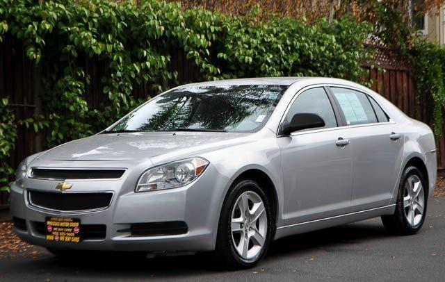 2011 CHEVROLET MALIBU LS FLEET 4DR SEDAN silver we finance everybody  having trouble financing a