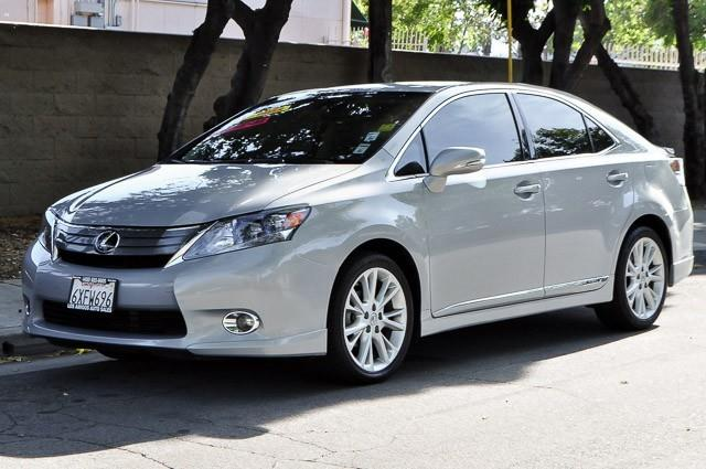2010 LEXUS HS 250H silver we finance everybody having trouble financing a car we guarantee 100