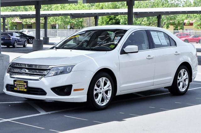 2012 FORD FUSION SE 4DR SEDAN white thank you for your interest in one of los amigos auto saless