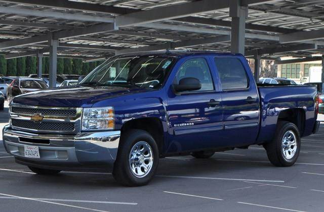 2013 CHEVROLET SILVERADO 1500 LS 4X2 4DR CREW CAB 58 FT SB unspecified we finance everybody h