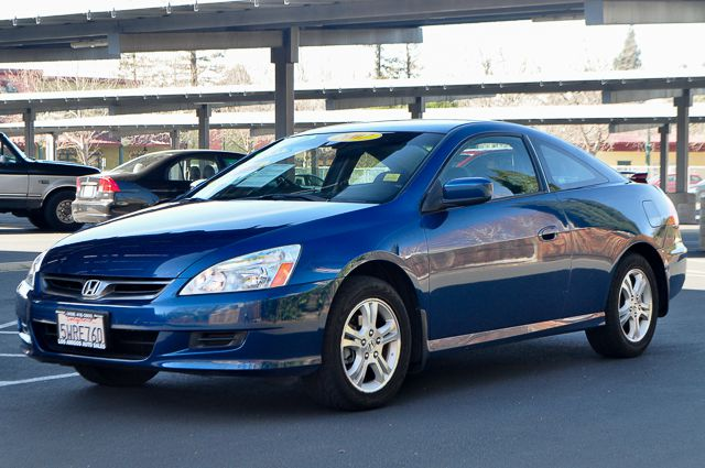 2007 HONDA ACCORD LX 2DR COUPE blue we finance everybody  having trouble financing a car we gu