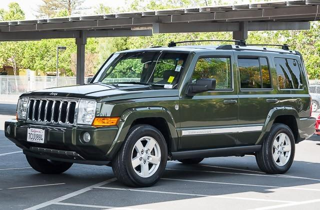 2007 JEEP GRAND CHEROKEE LAREDO 4DR SUV green we finance everybody having trouble financing a ca