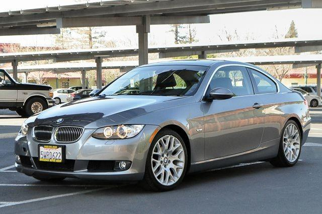 2007 BMW 3 SERIES 328I 2DR COUPE gray we finance everybody  having trouble financing a car we