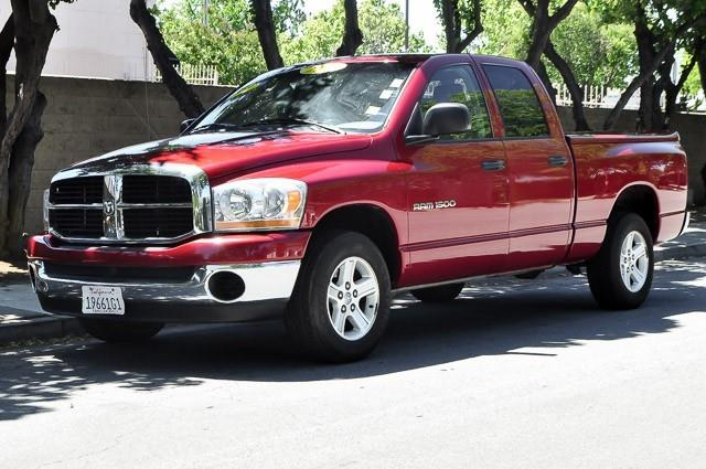 2006 DODGE RAM PICKUP 1500 SLT red we finance everybody having trouble financing a car we gua