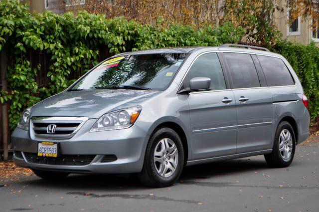 2007 HONDA ODYSSEY EX-L 4DR MINIVAN silver we finance everybody  having trouble financing a car