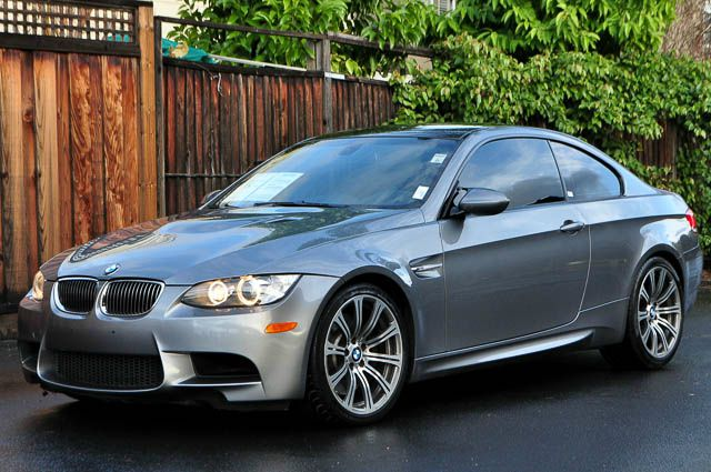 2009 BMW M3 BASE 2DR COUPE gray we finance everybody  having trouble financing a car we gurant
