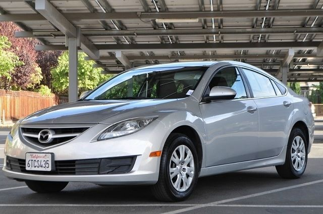 2010 MAZDA MAZDA6 I SPORT 4DR SEDAN 5A silver we finance everybody  having trouble financing a c
