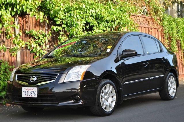 2011 NISSAN SENTRA 20 S 4DR SEDAN black we finance everybody  having trouble financing a car