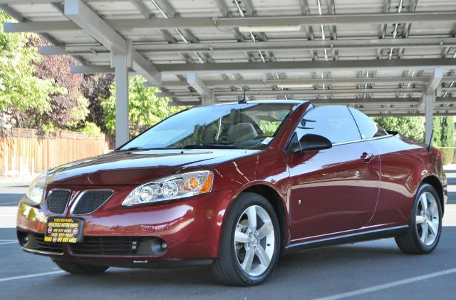 2008 PONTIAC G6 GT 2DR CONVERTIBLE burgundy we finance everybody  having trouble financing a car