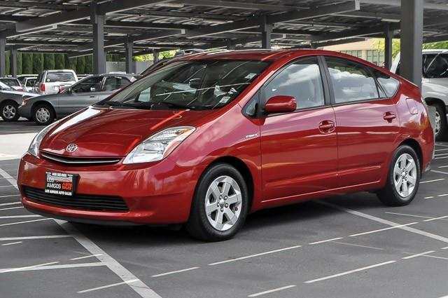 2009 TOYOTA PRIUS red we finance everybody having trouble financing a car we guarantee 100 we