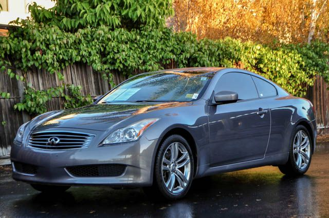 2008 INFINITI G37 BASE COUPE gray we finance everybody  having trouble financing a car we gura