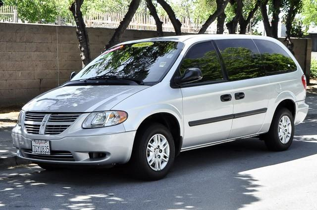 2006 DODGE GRAND CARAVAN SE 4DR EXT MINIVAN silver los amigos auto sales is excited to offer this