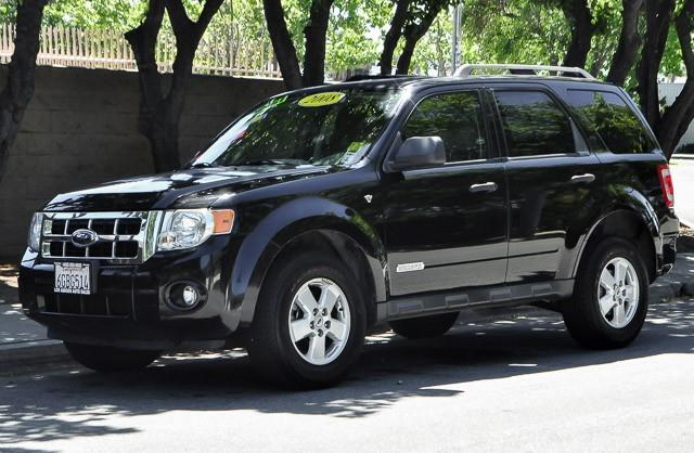 2008 FORD ESCAPE XLT 4DR SUV blacktan we finance everybody having trouble financing a car we