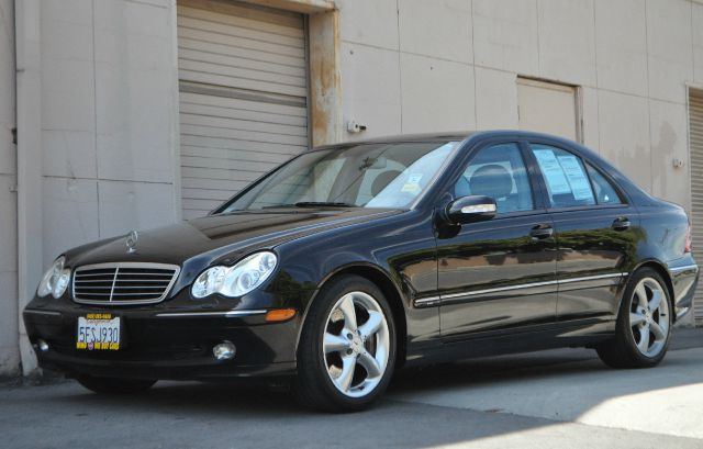 2004 MERCEDES-BENZ C-CLASS C230 KOMPRESSOR 4DR SEDAN black we finance everybody  having trouble