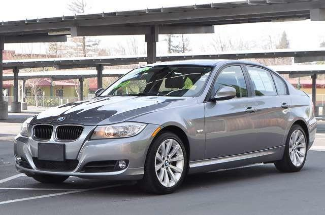 2011 BMW 3 SERIES 328I 4DR SEDAN SULEV space gray metallic we finance everybody having trouble f