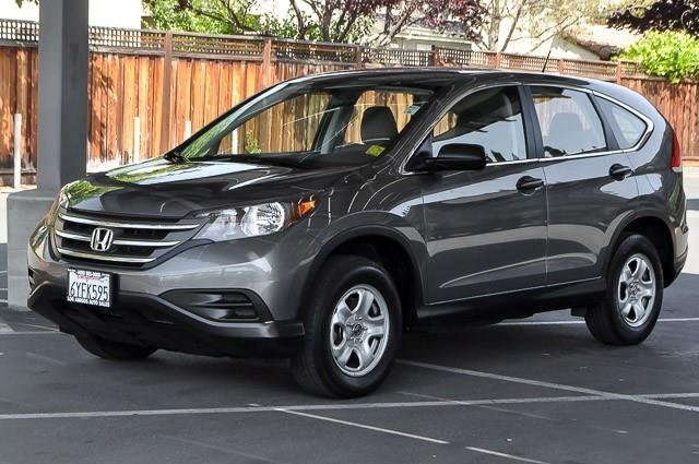 2013 HONDA CR-V LX 4DR SUV grey we finance everybody having trouble financing a car we guarant
